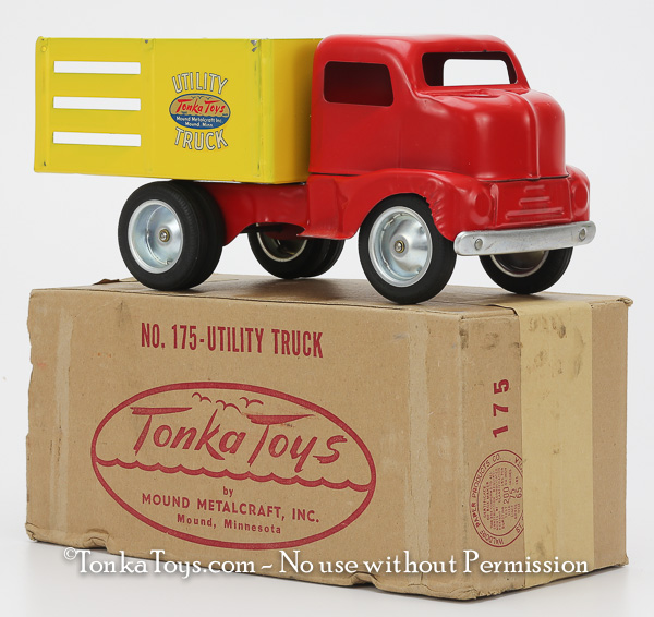 1953 Tonka Toys Mint in the Box