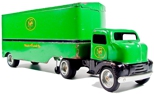 1953 Meier and Frank Private Label Tonka Toys Semi Truck and Trailer