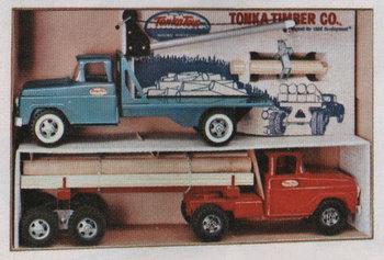 1960 Tonka B 201 Timber Company