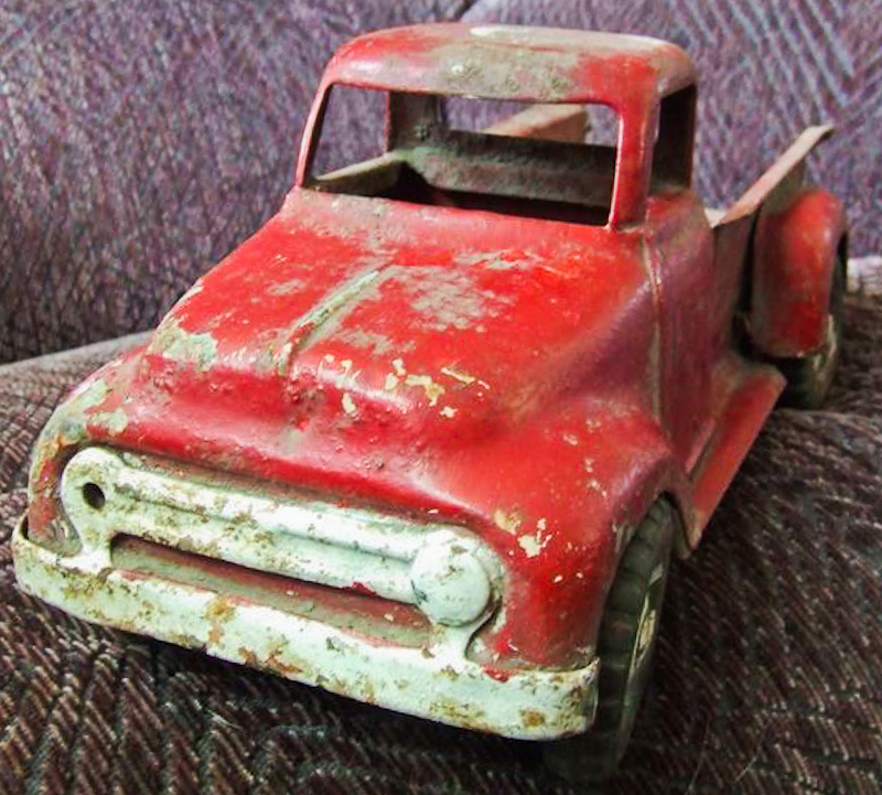 Selling Tonka Toys? Selling Tonka Toys? Restoration Success