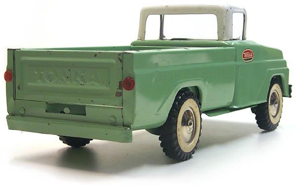 Selling Tonka Toys? 1963 Style-Side Pickup #522