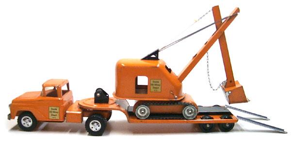 contractor truck
