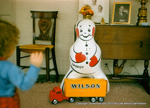 Wilson Private Label Tonka for Christmas